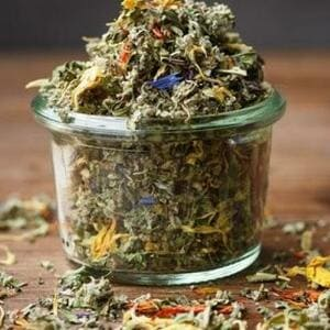 Preparation Tisane Deshydrateur Alimentaire